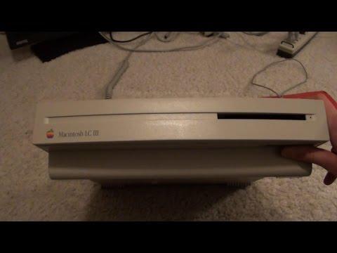 The Macintosh LC III Experience