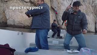 Супер морская рыбалка в Крыму 16 12