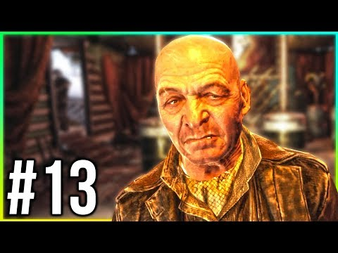 Metro Exodus Walkthrough Part 13 (Chapter 4 Caspian Desert Ending) thumbnail