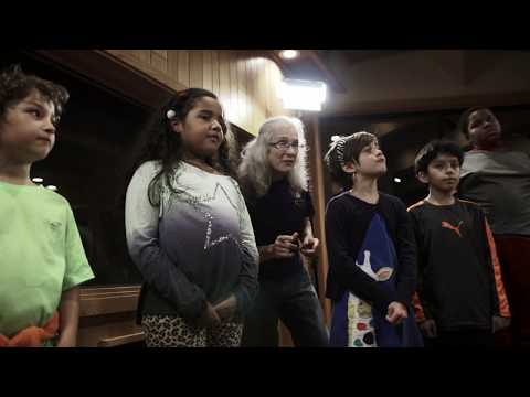 In the Studio: 'Camp Songs with Ella Jenkins and Friends'
