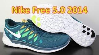 Nike Free 5.0 2014 Nightshade