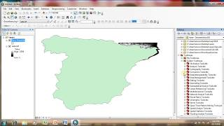 how to clip Digital elevation model in Arc Gis 10.4.1