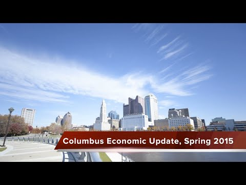 Regional Economy video | Columbus: Continuing to Expand at a Solid Rate  Spring 2015 | Metro Mix