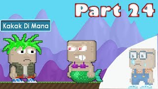 Kisah Kakak Adik New Series part 24 GROWTOPIA INDONESIA