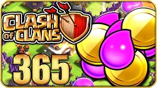 CLASH of CLANS Part 365: SAVE 3 Sterne mit Golems... oder nicht?