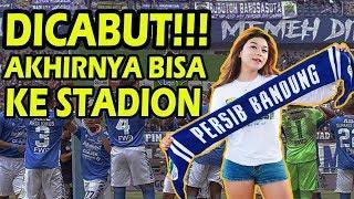 Download Video SANKSI KOK DICABUT? Akhirnya Bobotoh Suporter Persib Bandung Bisa Nonton Ke Stadion MP3 3GP MP4
