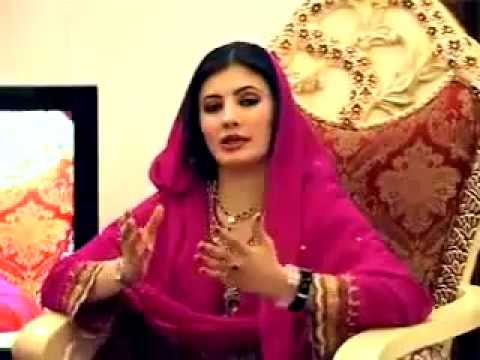 nazia iqbal is back - (interview 2012)