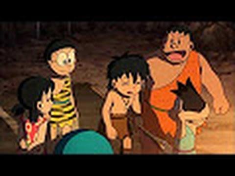 Doraemon: Nobita Và Nước Nhật Thời Nguyên Thủy - Full (phụ đề)