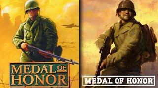 Evolution of Medal of Honor 1999-2020