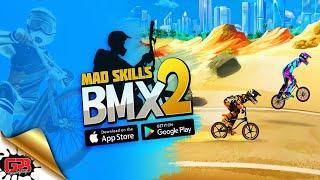 Mad Skills BMX 2 | Android Gameplay screenshot 5
