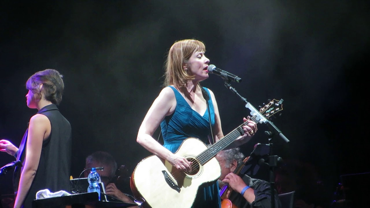 Suzanne Vega - Luka - Live in Masada, Israel - 26.09.18