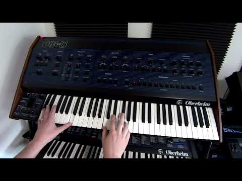 Synth Stuff Ep. 60 - Oberheim OB-8