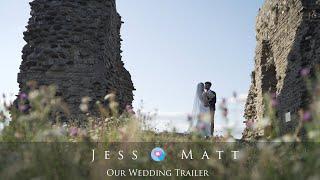 Kings Arms Christchurch Wedding Video - Jess & Matt Wedding Trailer - Chris Spice Films