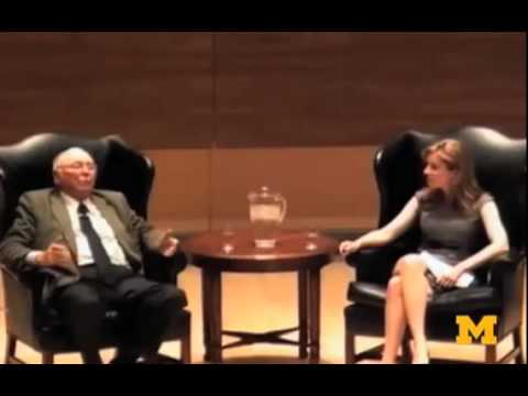 A Conversation with Charlie Munger