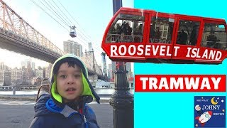 A Ride on The Roosevelt Island Tramway NYC Things To Do With Kids In NYC