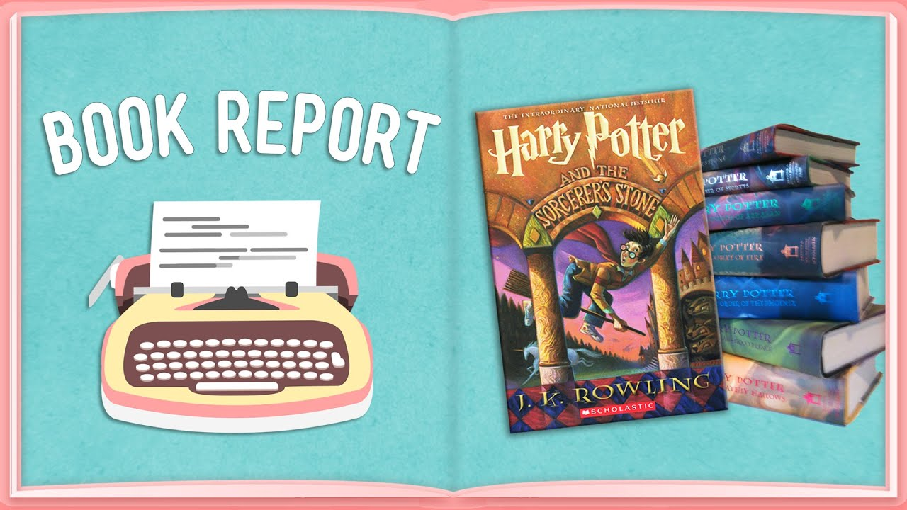 Harry Potter Book Report : Harry potter book reviews feat gillian jacobs