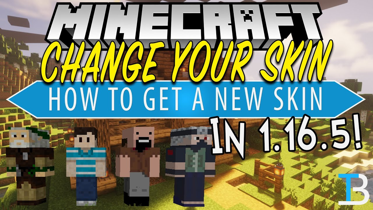 How To Change Your Skin in Minecraft 12.126.12 (Java Edition)