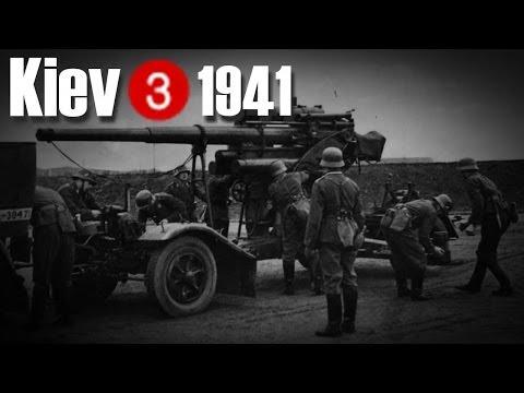 Batalla de Kiev Mod | #3 | Artillería a falta de tanques | Men of War Assault Squad | Español HD