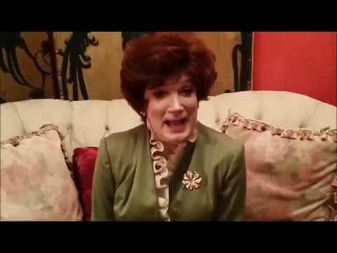 Charles Busch as Miriam Passman Episode One