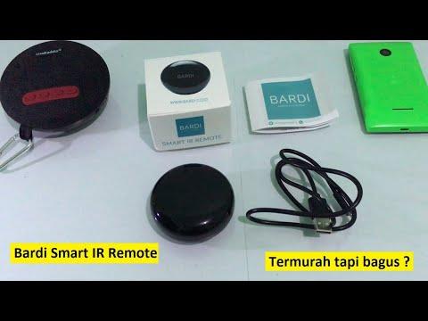 Bardi Smart IR Remote, Termurah Bukan Berarti Tidak Bagus