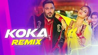 Koka (Remix) - Astreck   Jasbir Jassi,Badshah,Dhvani Bhanushali   Desi Culture