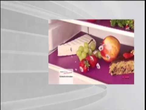 Kühlschrankmatte : Kühlschrankmattenset lila produktpräsentation michael horn youtube