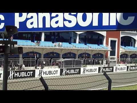 2010 Formula 1 Türkiye Antrenman, Sıralama, Yarış (ana tribün)