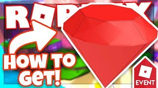 [EVENT] How to get SCROOGE MCDUCK'S GIANT RUBY | Roblox Tradelands