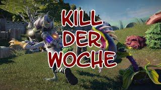 Kill der Woche - Immer auf die kleinen dicken die nichts können :D | PvZ Garden Warfare