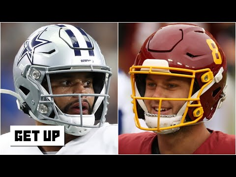 Cowboys or Washington Football Team: Who wins the NFC East next season? | Get Up