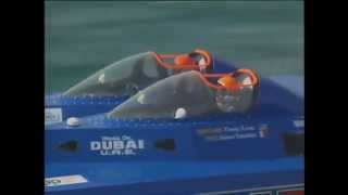 Offshore Powerboat Racing   Dubai  Based Victory Team