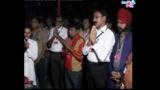 Aarti Jai Adhya Shakti Ambe maa ni aarti Jignesh Kaviraj  - Navratri 2010 - Day 3 - Part 1