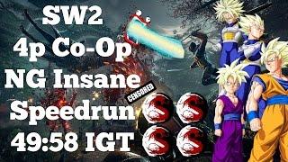 Shadow Warrior 2 Any% [Insane] Co-Op 4p Speedrun World Record - 49:58 IGT