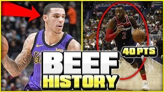 The REAL Reason LONZO BALL & J.WALL Have BEEF And HATE Each Other!