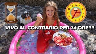 VIVO AL CONTRARIO PER 24 ORE!!! - by Charlotte M.