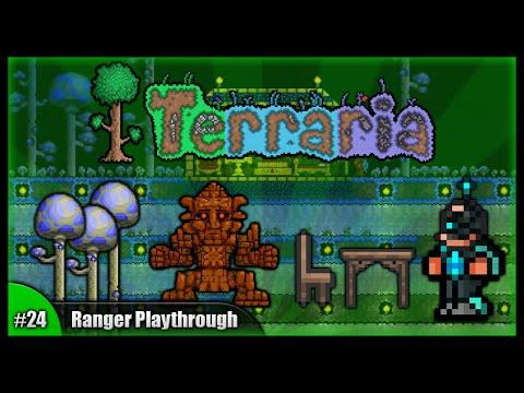 Let's Play Terraria 1.2.4 || Ranger Class...