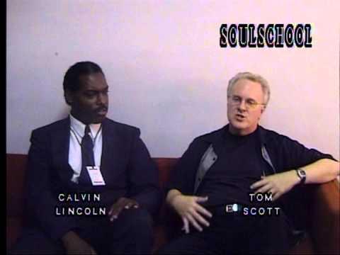 Soul School Television Interview w/Tom Scott - Taped 2002