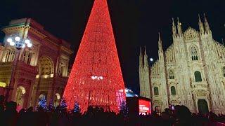 밀라노에서 보내는 크리스마스 시즌 일상!  그리운 20…