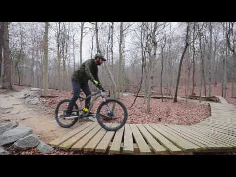 Like a Boss - Mountain Biking Meadowood, Virginia