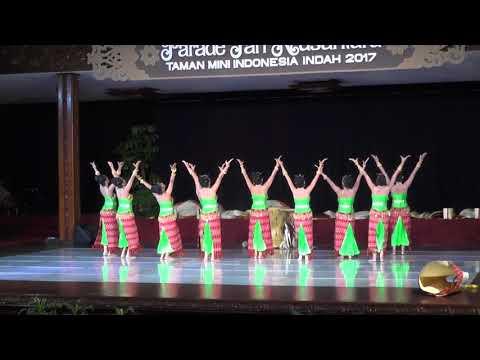 Parade Nusantara 2017 NTT Juara Umum