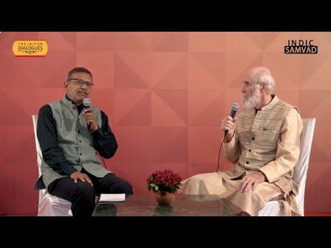 Shankar Sharan Engages Dr. David Frawley On Sitaram Goel, Ram Swaroop, VoI And The Hindu Renaissance