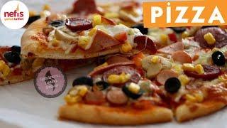 Pizza Tarifi - Hamurişi Tarifleri - Nefis Yemek Tarifleri