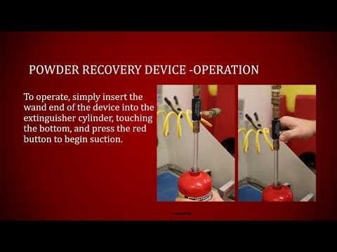 Powder Recovery Device