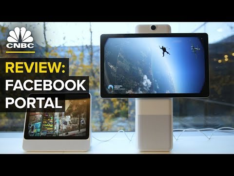 Facebook's Portal And Portal+ Reviewed