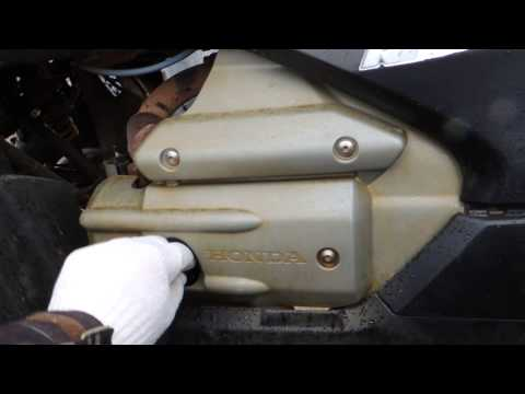 квадроцикл Хонда Rincon 650FA