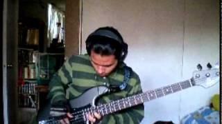 Parabol/Parabola bass cover