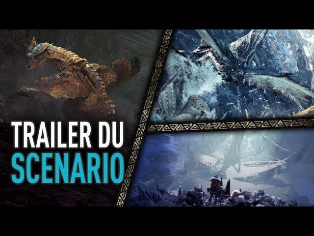 MHW Iceborne - TRAILER du SCÉNARIO - E3 2019 [HD]
