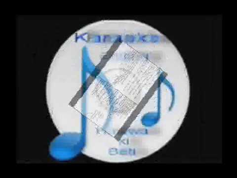 Kar na sake hum pyar ka sauda ( Kal Ki Awaz )Free karaoke with lyric by Hawwa-