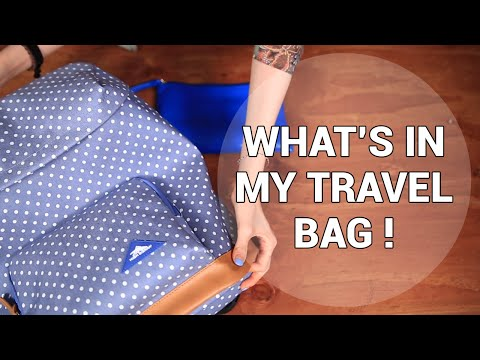 What's in my Travel Bag: Summer Vacation Essentials | Wishtrend