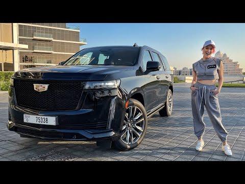 New 2021 Escalade | The Super Tech SUV!